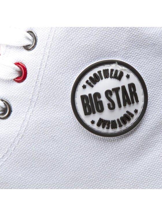 BIG STAR BIG STAR Sportbačiai T174106 Balta