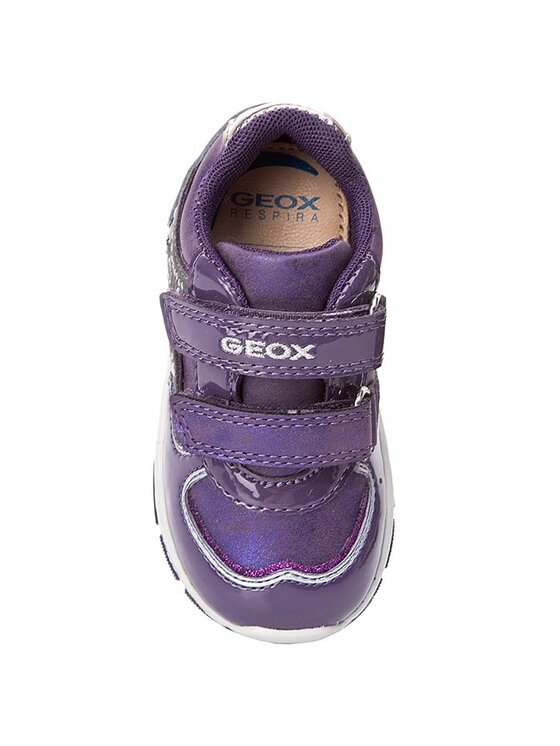 Geox Geox Poltopánky B Shaax G. B B5433B 0HHBJ C8017 Fialová