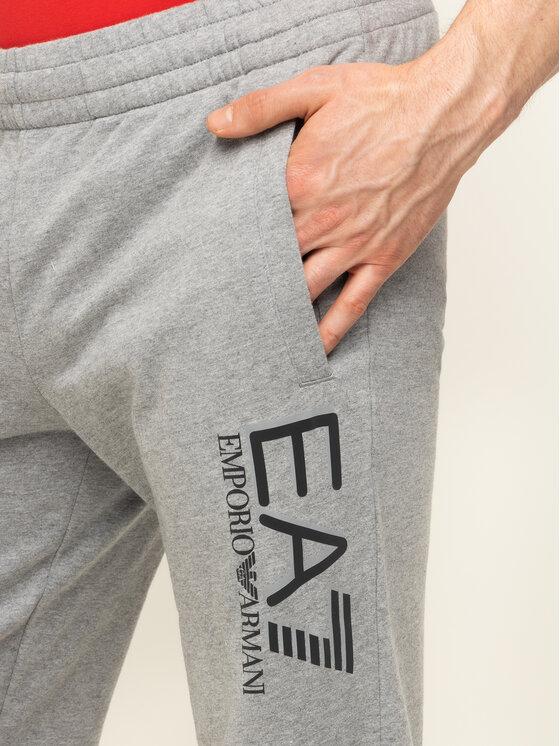 EA7 Emporio Armani EA7 Emporio Armani Spodnie dresowe 3HPP98 PJ05Z 3905 Szary Regular Fit