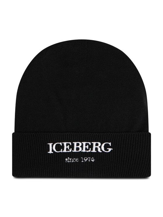 Iceberg Kepurė 20II1P1304070109000 Juoda