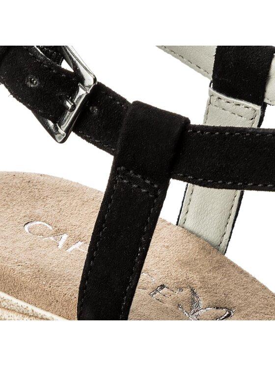 Caprice Caprice Σανδάλια 9-28706-20 Μαύρο