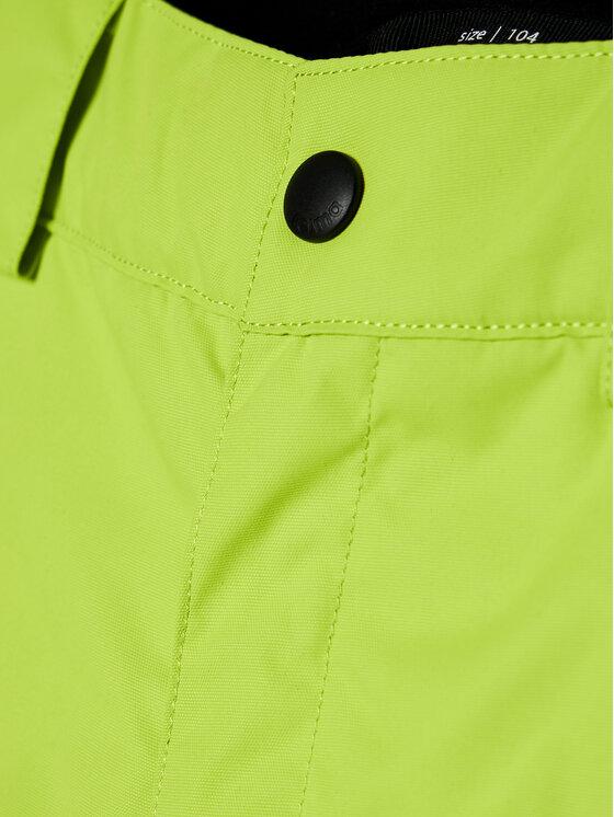 Reima Reima Pantaloni de schi Takeoff 532187 Verde Regular Fit