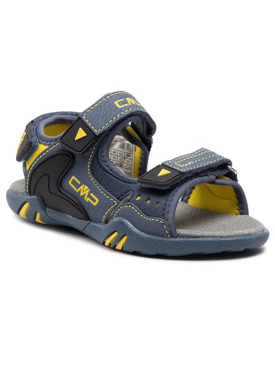 CMP Basutės Alphard Hiking Sandal 39Q9614 Pilka