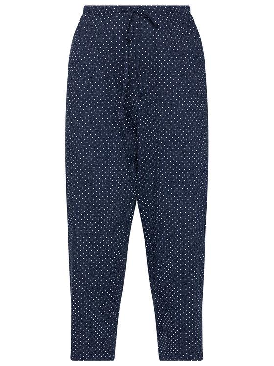 Lauren Ralph Lauren Lauren Ralph Lauren Pyžamo I819702 Tmavomodrá