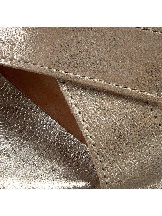 Tommy Hilfiger Tommy Hilfiger Sandále DENIM Reese 7Z EN56818684 Zlatá