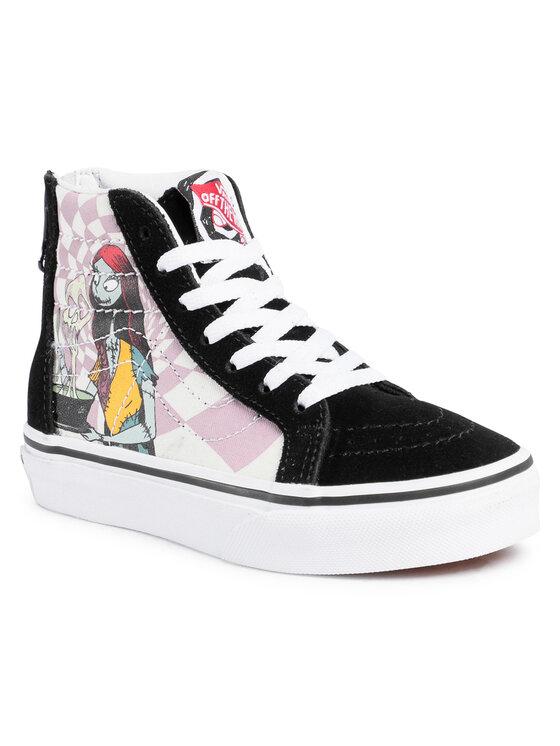 Vans Vans Sneakersy Sk8-Hi Zip VN0A4BUXTRO1 Czarny