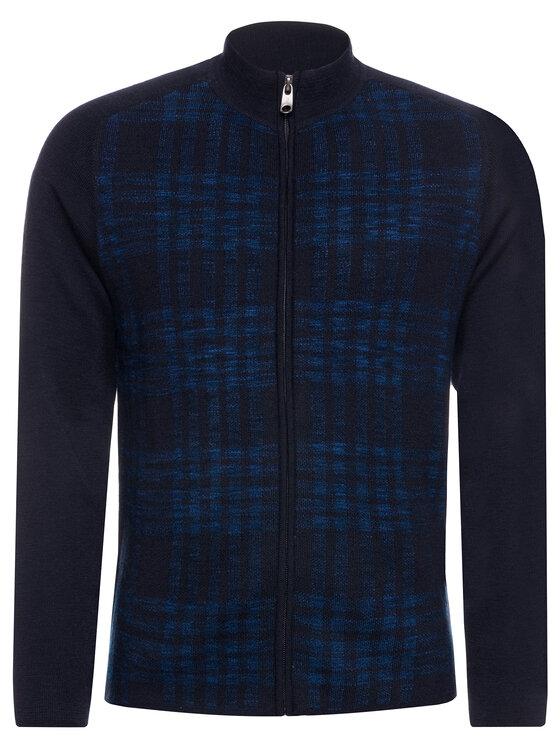 Pierre Cardin Pierre Cardin Пуловер 55899/000/92550 Тъмносин Regular Fit