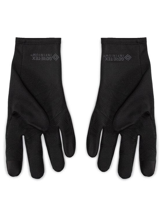 Merrell Merrell Rękawiczki Męskie Stretch Gloves GORE-TEX JAF25300 Czarny