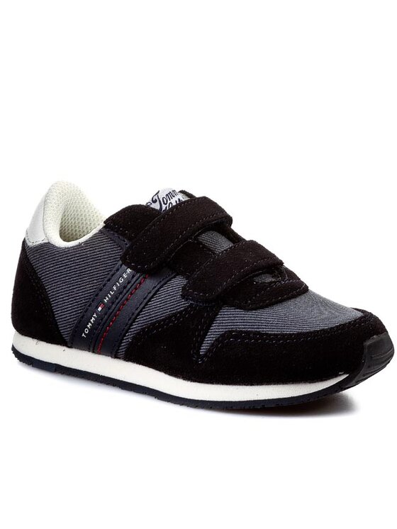 TOMMY HILFIGER TOMMY HILFIGER Обувки Jagger JR 4C FB456817976 Син