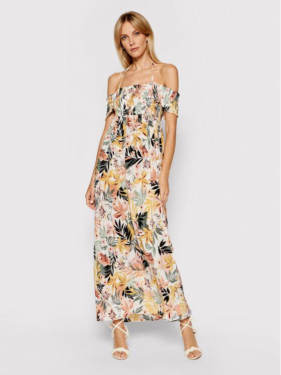 Liu Jo Beachwear Vasarinė suknelė VA1062 T4031 Spalvota Regular Fit