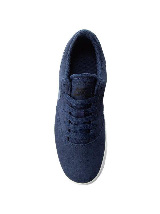 Nike Nike Παπούτσια Sb Check Suede (GS) AR0132 400 Σκούρο μπλε