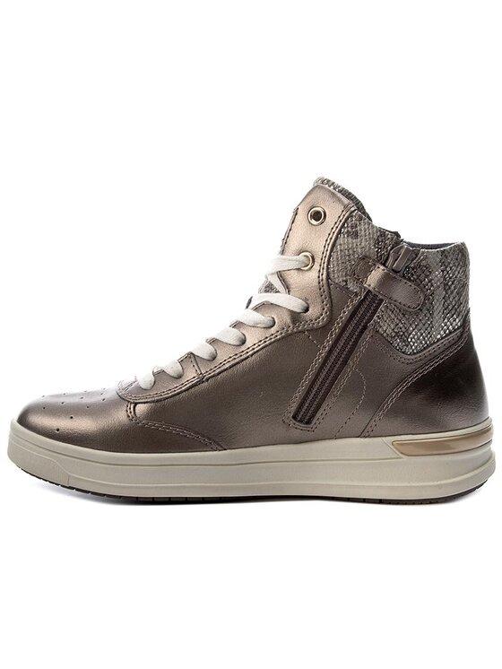 Geox Geox Kotníková obuv J Aveup G. C J741ZC 0NFTN C2016 D Zlatá
