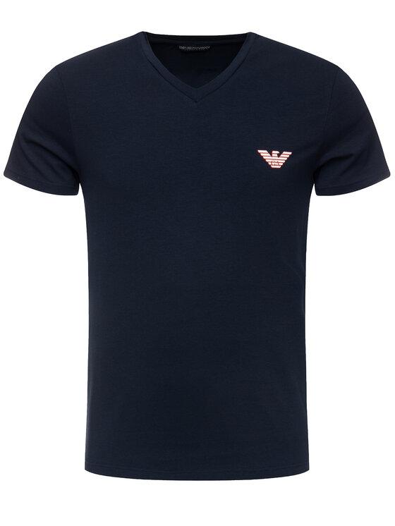 Emporio Armani Underwear Emporio Armani Underwear Тишърт 111556 9P525 00135 Тъмносин Regular Fit