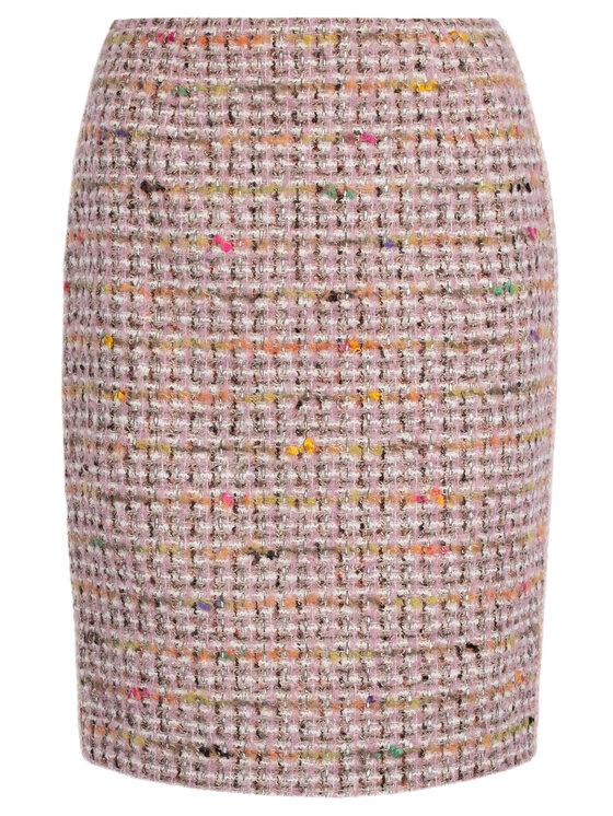Luisa Spagnoli Luisa Spagnoli Spódnica ołówkowa Fontana 536483 Różowy Slim Fit