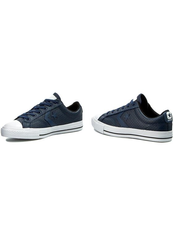 Converse Converse Sneakersy Star Player Ox 151348C Granatowy