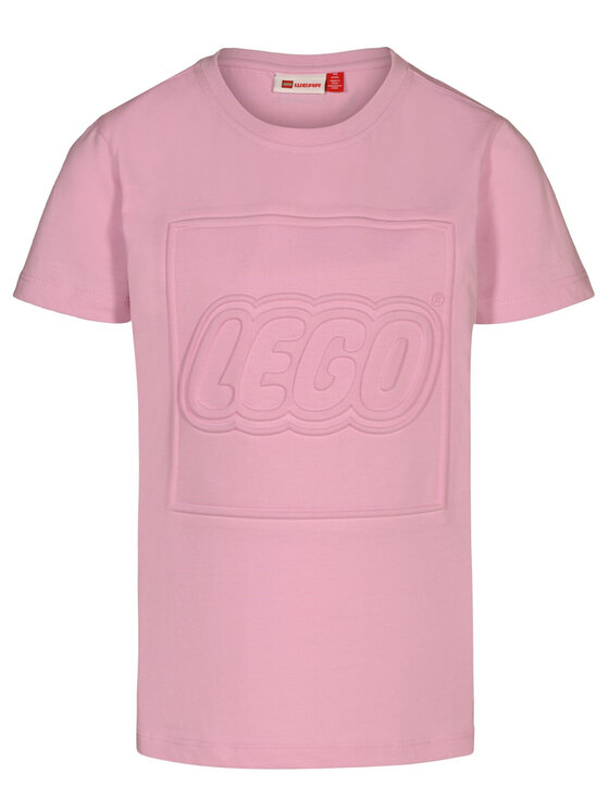 LEGO Wear LEGO Wear T-Shirt LWTobias 313 22338 Różowy Regular Fit