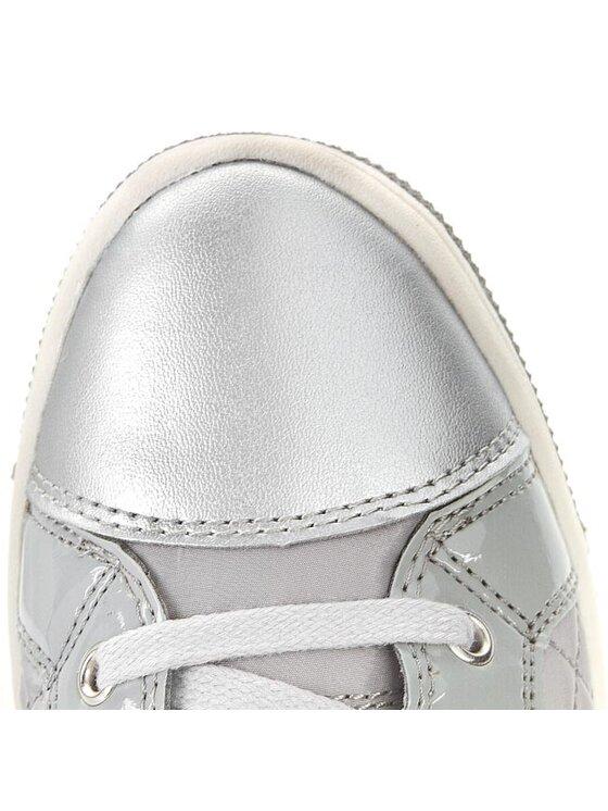 Geox Geox Обувки J Creamy A J44L5A 0FUHH C1006 Сив
