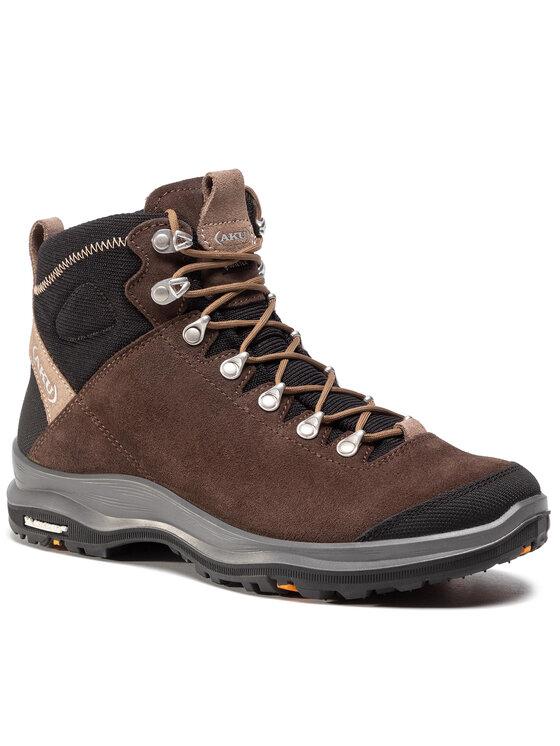 Aku Turistiniai batai La Val Lite Gtx GORE-TEX 404 Ruda