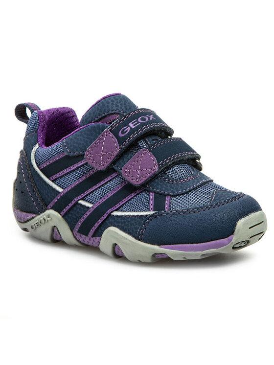 Geox Geox Chaussures basses J Aragon G.A J4203A 01150 C4005 Bleu
