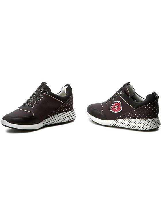 Geox Geox Sneakersy D Ophira C D621CC 0AW85 C9999 Czarny