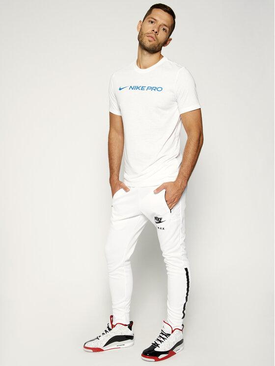 Nike Nike Koszulka techniczna Dri-FIT Pro CD8985 Biały Regular Fit
