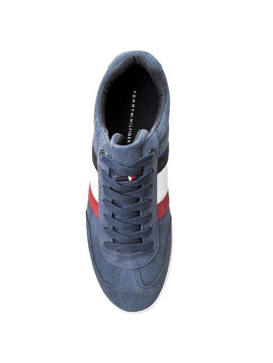 TOMMY HILFIGER TOMMY HILFIGER Sneakersy Int Denzel 1B FM56820043 Tmavomodrá