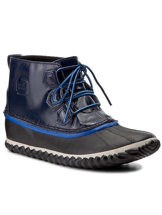 Sorel Aulinukai Out N About Rain NL2511 Tamsiai mėlyna