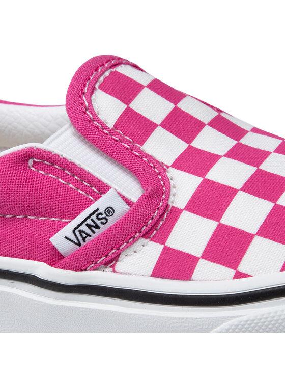 Vans Vans Tenisówki Classic Slip-On VN0A4BUT30Z1 Różowy