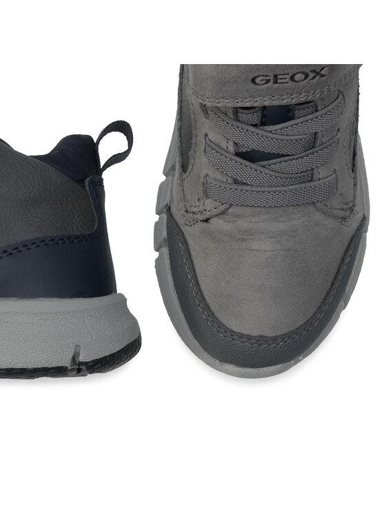 Geox Geox Αθλητικά J Flexyper B.C J949BC 0MECL C0739 S Γκρι