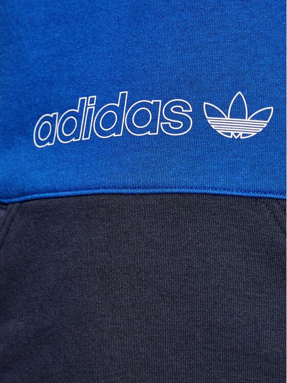 adidas adidas Bluza Collection Hoodie GN2384 Granatowy Regular Fit