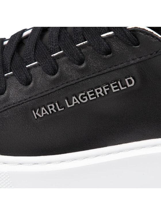 KARL LAGERFELD KARL LAGERFELD Tenisice KL62221 000 Crna