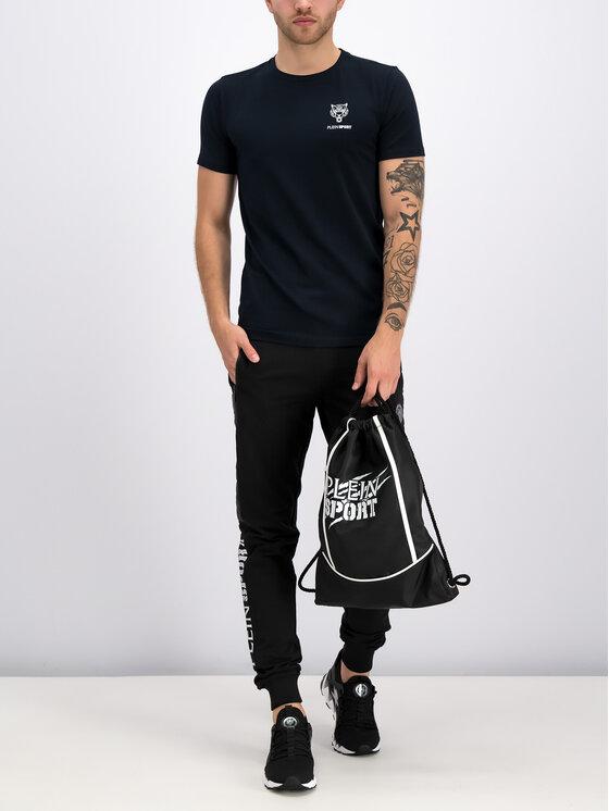 Plein Sport Plein Sport T-Shirt F19C MTK3802 SJY001N Σκούρο μπλε Regular Fit