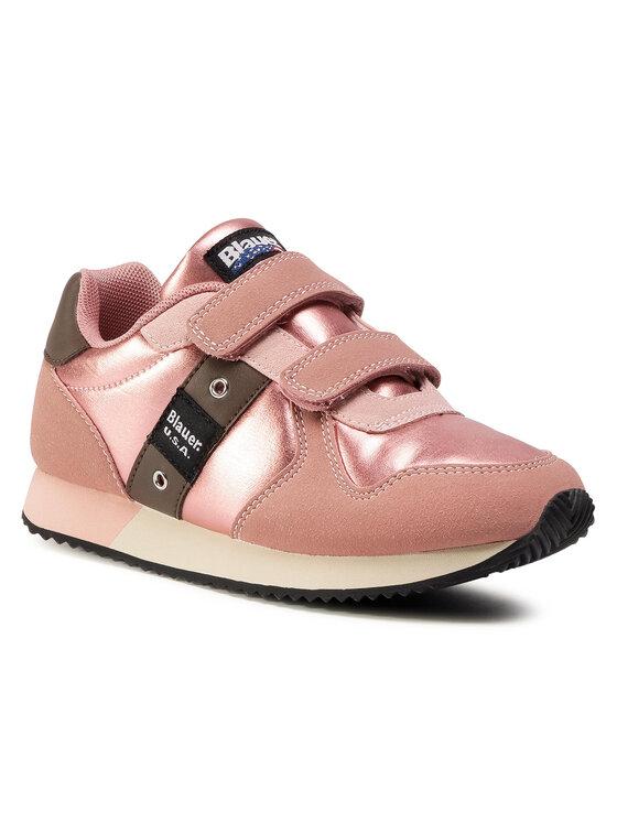 Blauer Laisvalaikio batai F0LILLI03/NYL S Rožinė