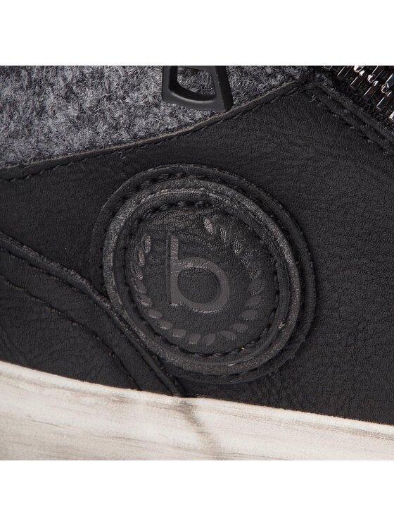 Bugatti Bugatti Sportcipő 321-30454-5900-1000 Fekete