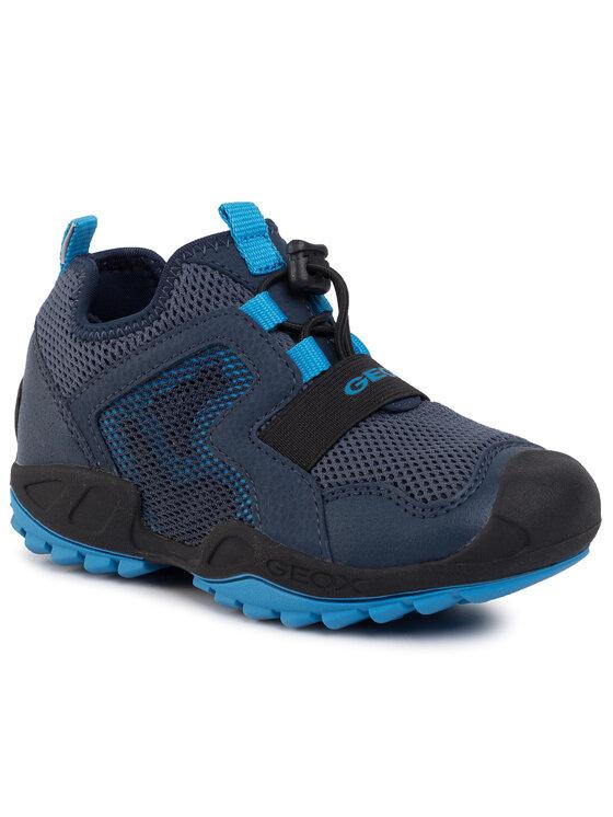 Geox Geox Laisvalaikio batai J N.Savage B. A J921VA 01450 C4231 S Tamsiai mėlyna