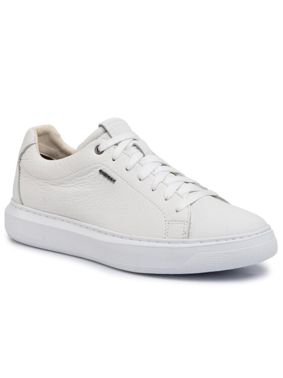 Geox Geox Sneakersy U Deiven B U845WB 00046 C1000 Biały