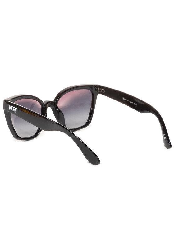 Vans Vans Okulary przeciwsłoneczne Hip Cat Sunglas VN0A47RHBLK1 Czarny