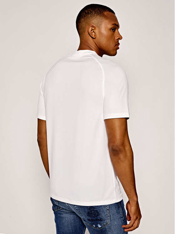Tommy Sport Tommy Sport T-shirt Logo S20S200048 Bianco Regular Fit