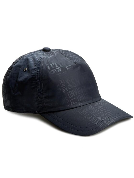 Armani Jeans Armani Jeans Καπέλο Jockey Cappello Baseball C6428 U7 X5 III Σκούρο μπλε