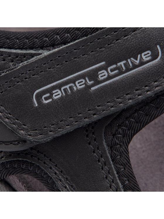 Camel Active Camel Active Sandały 540.11.05 Czarny