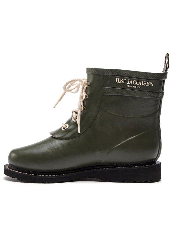 Ilse Jacobsen Ilse Jacobsen Bottes de pluie RUB2 Vert