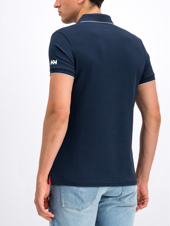 Helly Hansen Helly Hansen Polo marškinėliai Hp Racing 53012 Tamsiai mėlyna Regular Fit