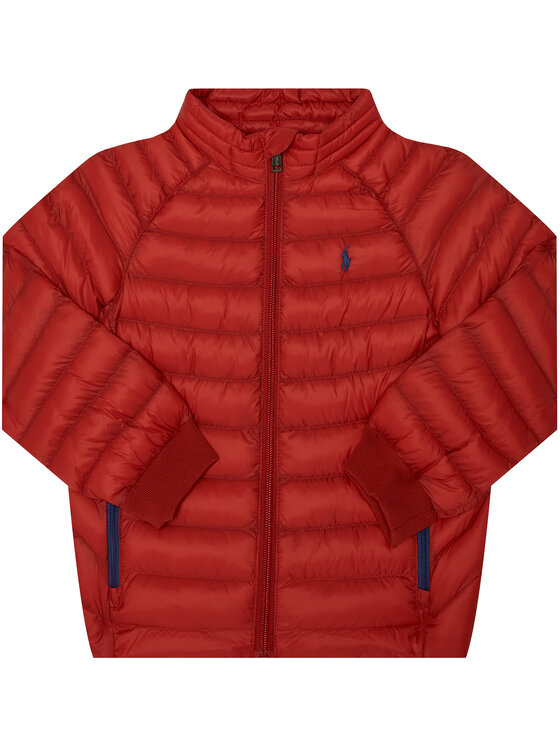Polo Ralph Lauren Polo Ralph Lauren Átmeneti kabát Summer II 322785765002 Piros Regular Fit