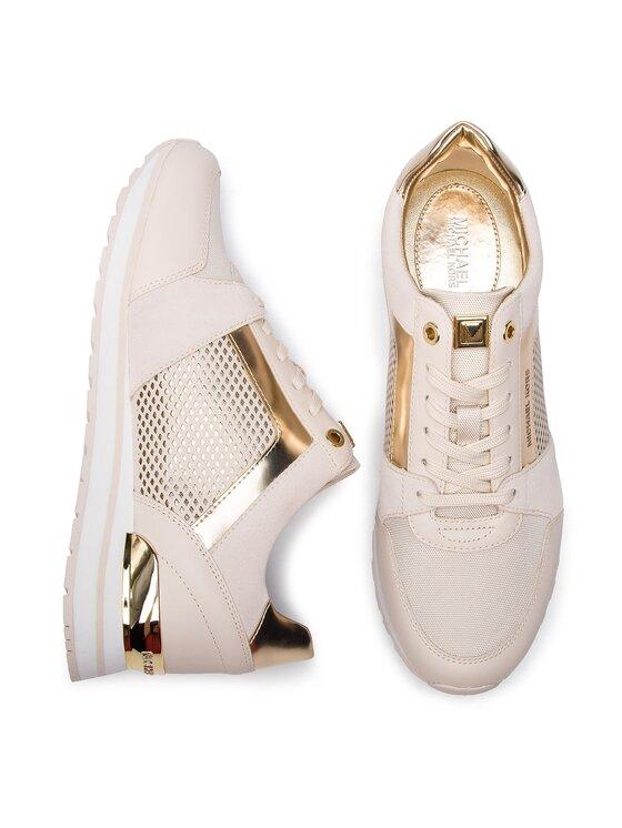 MICHAEL Michael Kors MICHAEL Michael Kors Sneakers Billie Trainer 43R9BIFS1L Beige