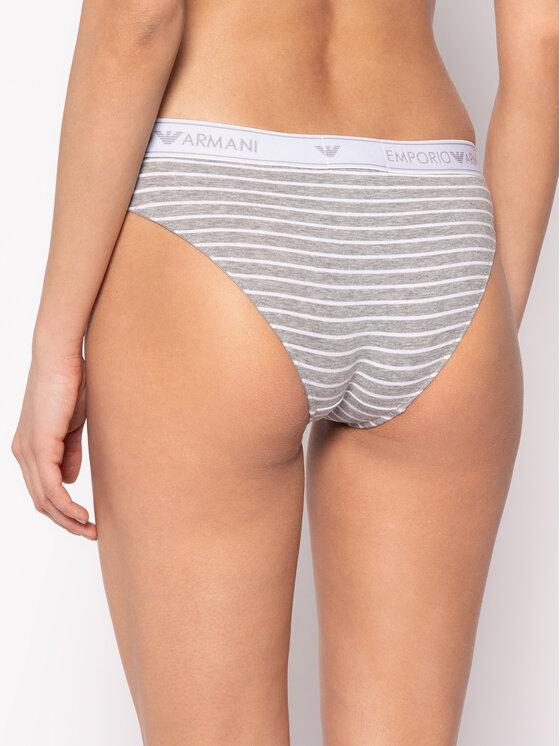 Emporio Armani Underwear Emporio Armani Underwear Set perechi de chiloți de damă clasici 163334 9P219 05548 Gri