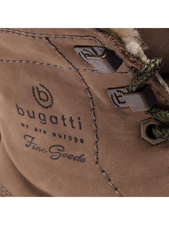 Bugatti Bugatti Žygio batai 321-60051-1500-1500 Pilka