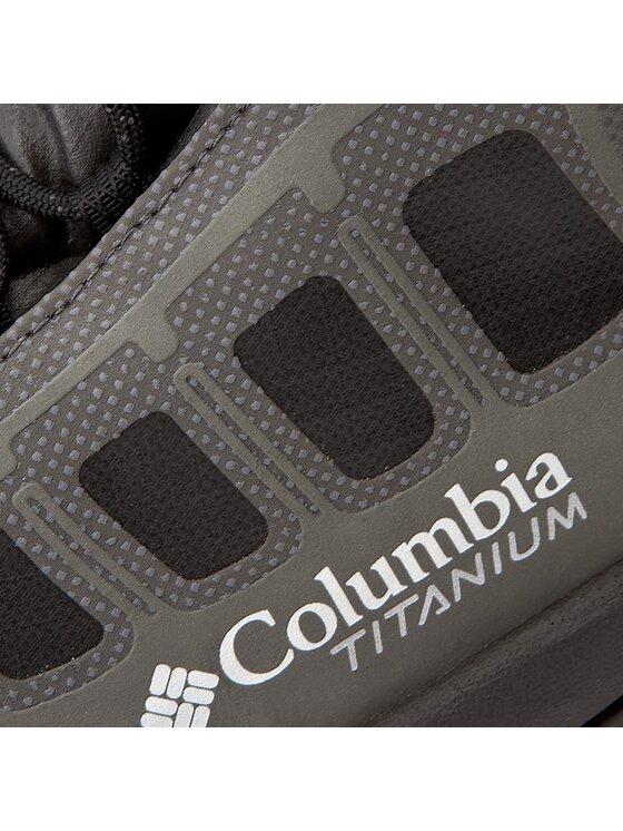 Columbia Columbia Туристически Daska Pass III Titanum Outdry Extreme BM1773 Сив