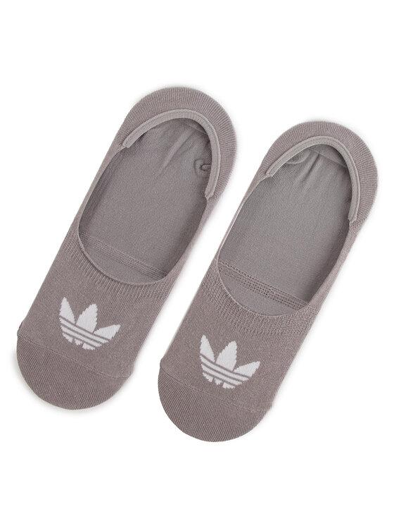 adidas adidas 3er-Set Unisex-Sneakersocken No Show Sock 3P CV5942 Weiß