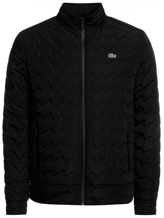 Lacoste Lacoste Átmeneti kabát BH2010 Fekete Regular Fit