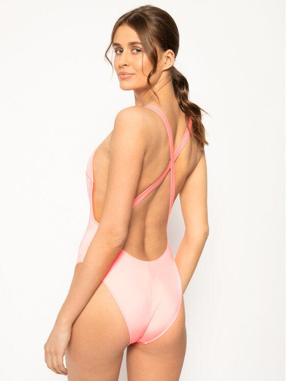 Calvin Klein Swimwear Calvin Klein Swimwear Badeanzug KW0KW00988 Rosa